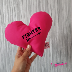 Fighter Heart Cushion